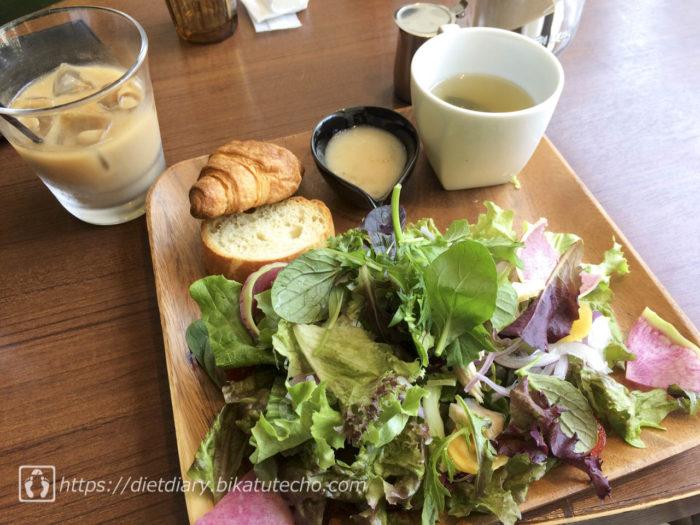 2017年5月22日昼の食事