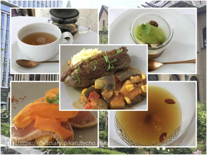 2017年5月27日昼の食事