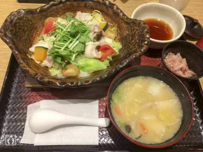 2017年6月3日昼の食事