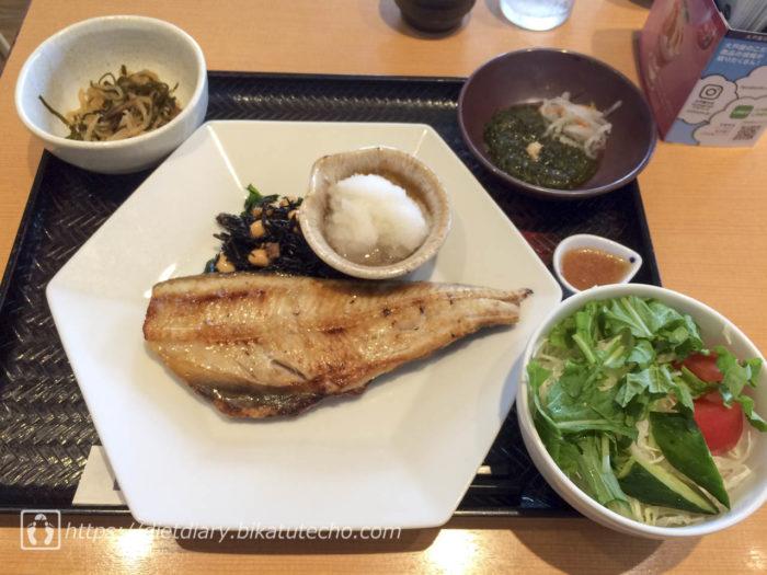 2017年6月20日昼の食事