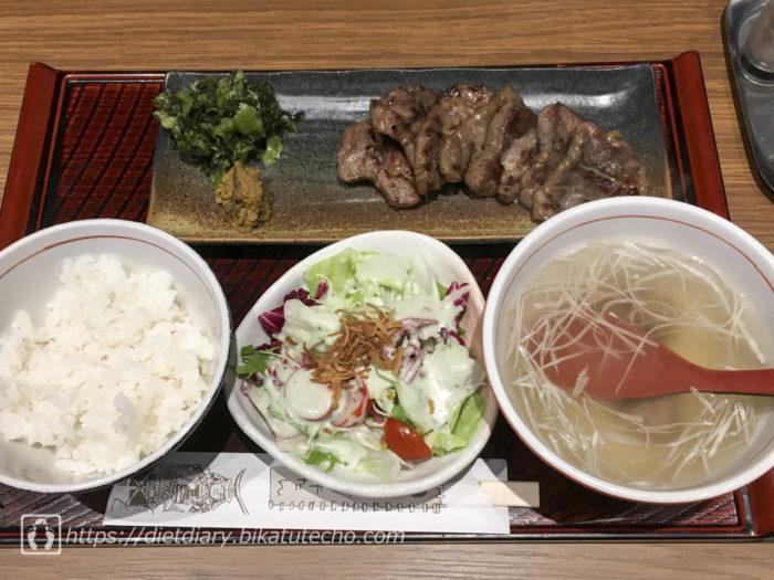 2017年7月17日昼の食事