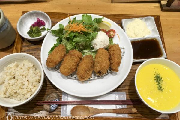 2017年9月27日昼の食事